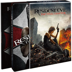 Resident Evil: The Final Chapter - Lenticular Edition