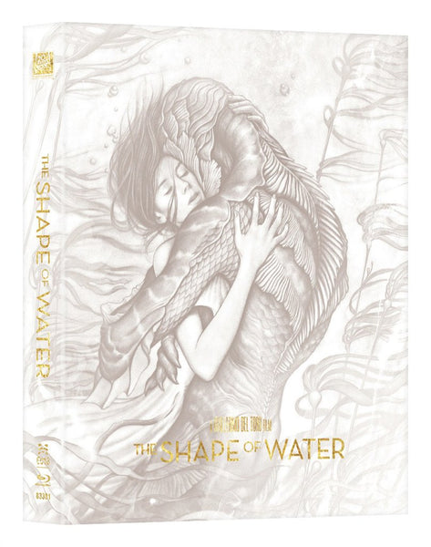 The Shape of Water - ME#18 - Full Slip (4K+2D)