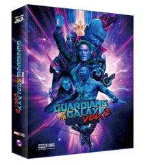 Guardians Of The Galaxy Vol.2 - Ultimate Edition (Double Lenti)