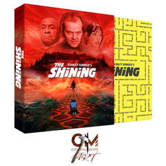 The Shining - CMA#16 - Standard Lenticular Full Slip (4K Ultra HD + Blu-Ray Disc)