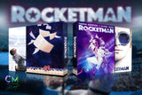 Rocketman - CMA#17 - Lenticular Full Slip [300] (Blu Ray)