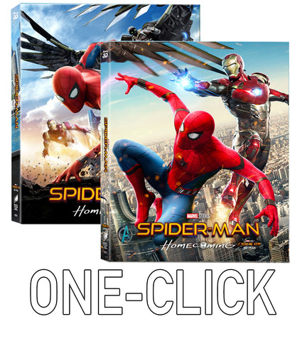 Spider-Man Homecoming - One-Click