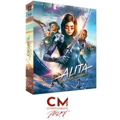 ALITA Battle Angel - CMA#13 - Standard Lenticular Full Slip [Limited 300]