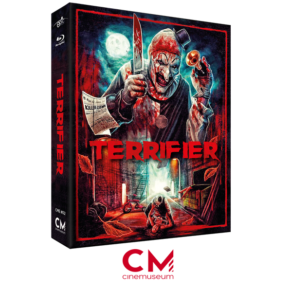 Terrifier - CME#02 - Full Slip Edition [300]