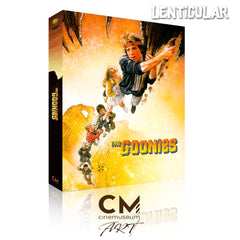 The Goonies (35th Anniversary) - CME#03 - Lenticular Full Slip [4K UHD + BR]