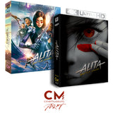 ALITA Battle Angel - CMA#13 - Standard + Variant (4K) Combo [Limited 200]