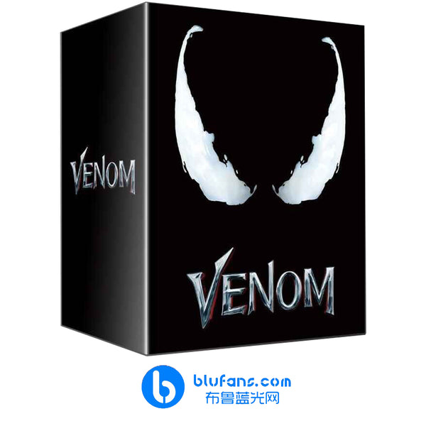 Venom - Blufans Exclusive #52 - Black Box [4K UHD]