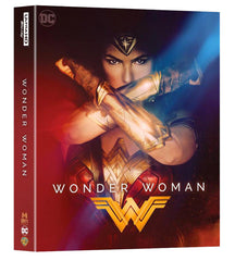 Wonder Woman - Double Lenti Fullslip