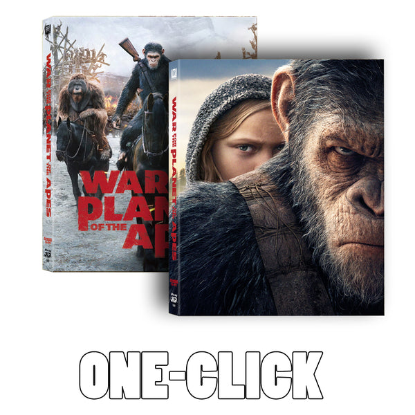 War For The Planet Of The Apes - KE#62 - ONE-CLICK
