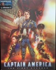 Captain America: The First Avenger - Lenticular Edition