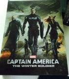 Captain America: The Winter Soldier - Lenticular Edition