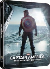 Captain America: The Winter Soldier - 1/4 Slip Edition