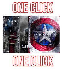 Captain America: First Avenger - One Click