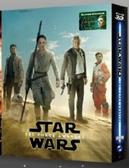 Star Wars: Episode VII - The Force Awakens - Double Lenticular Edition