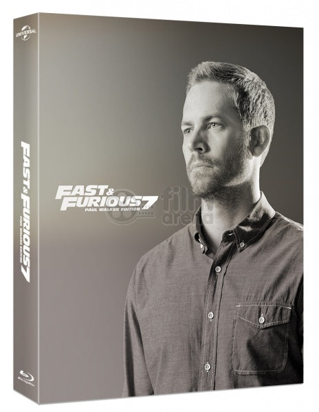 Fast and Furious 7: Fullslip Paul Walker Edition