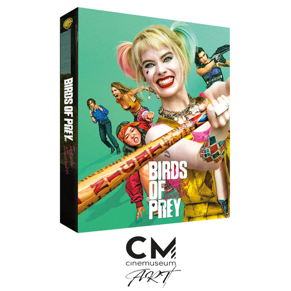 Birds of Prey - CMA#22 - Full Slip (4K Ultra HD) [Limited 200]