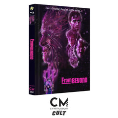 From Beyond (Terrore Dall'Ignoto) - CMC#02 - Mediabook Variant A (Blu Ray + DVD)