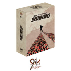 The Shining - CMA#16 - Combo + Box Set (4K Ultra HD + Blu-Ray Disc) [Limited 200]