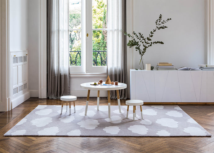 "Alexa ""Clouds"" rug"