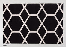 "Hera ""Hexagon"" Rug"