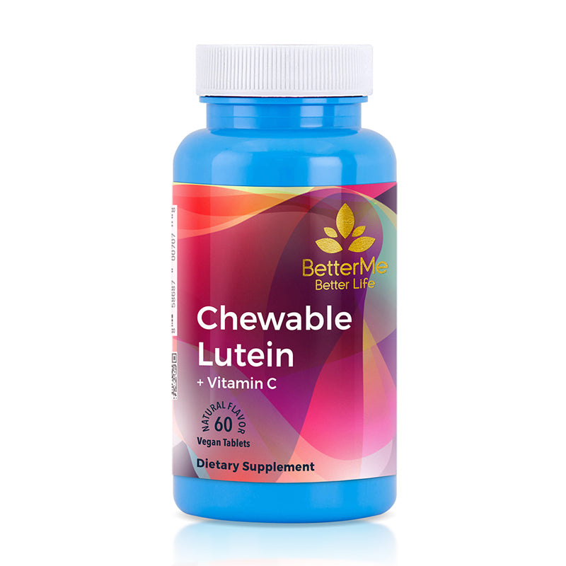 Chewable Lutein + Vitamin C BetterMe