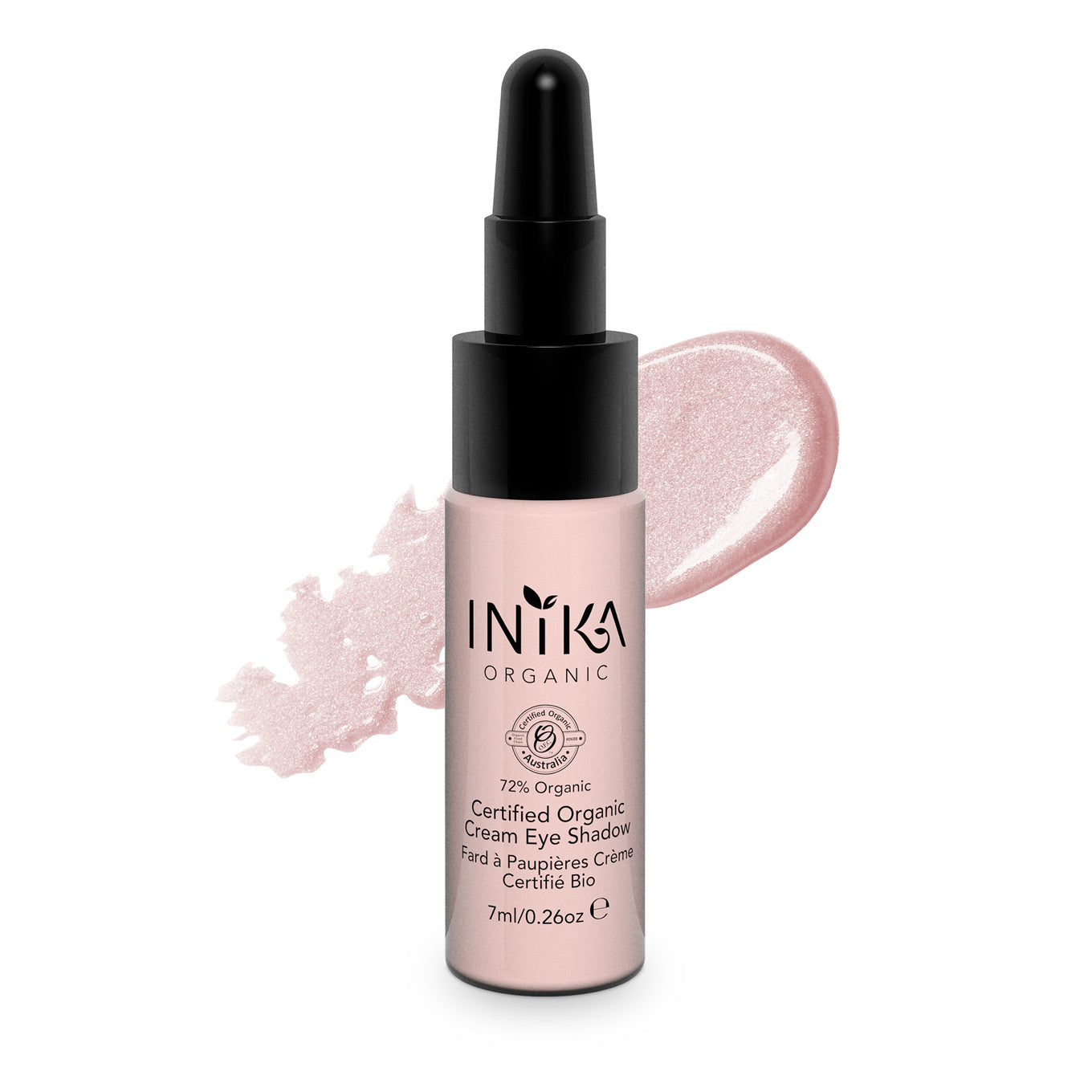 INIKA Certified Organic Cream Eye Shadow
