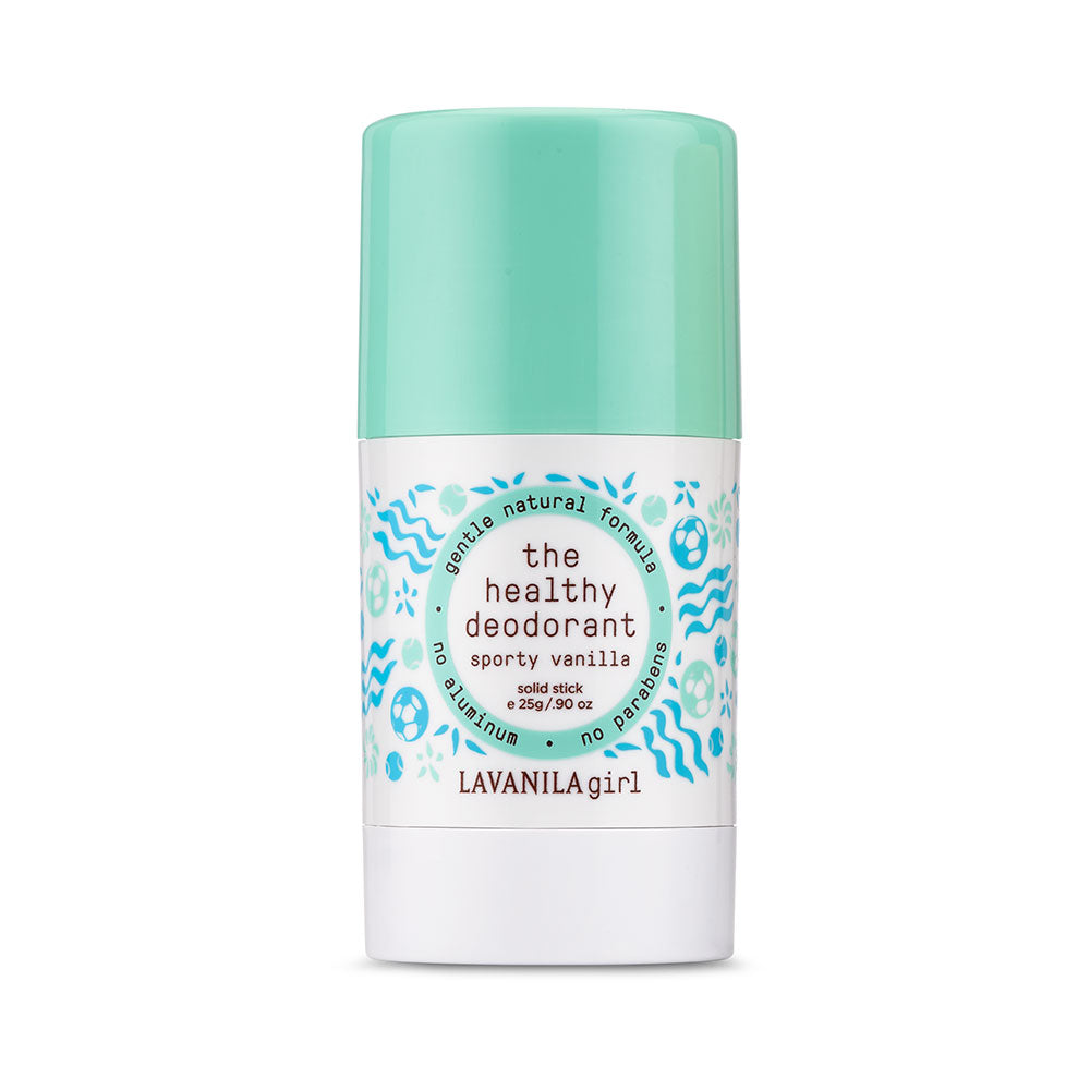 The Healthy Deodorant, Sporty Vanilla by Lavanila Girl