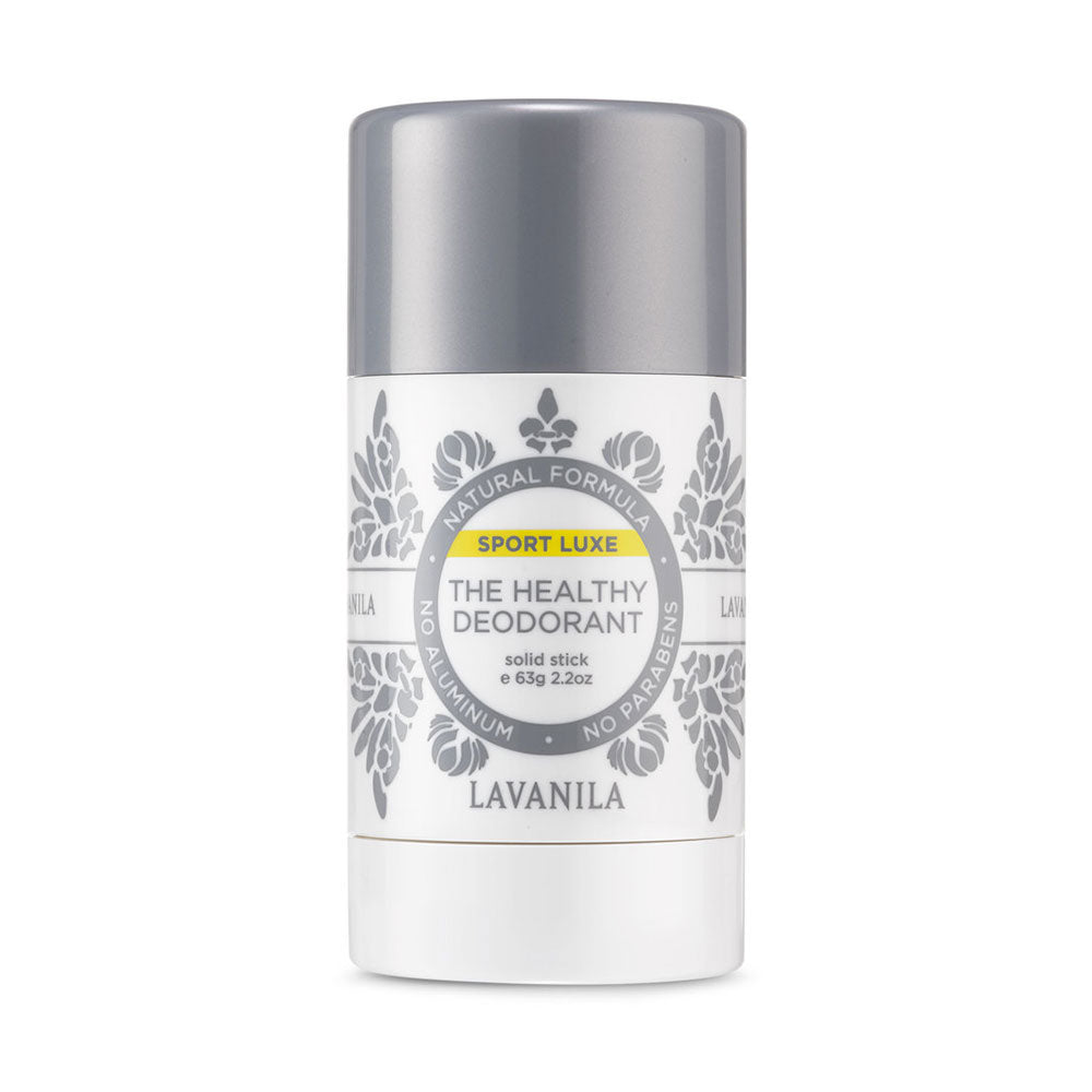 The Healthy Deodorant, Sport Luxe by Lavanila