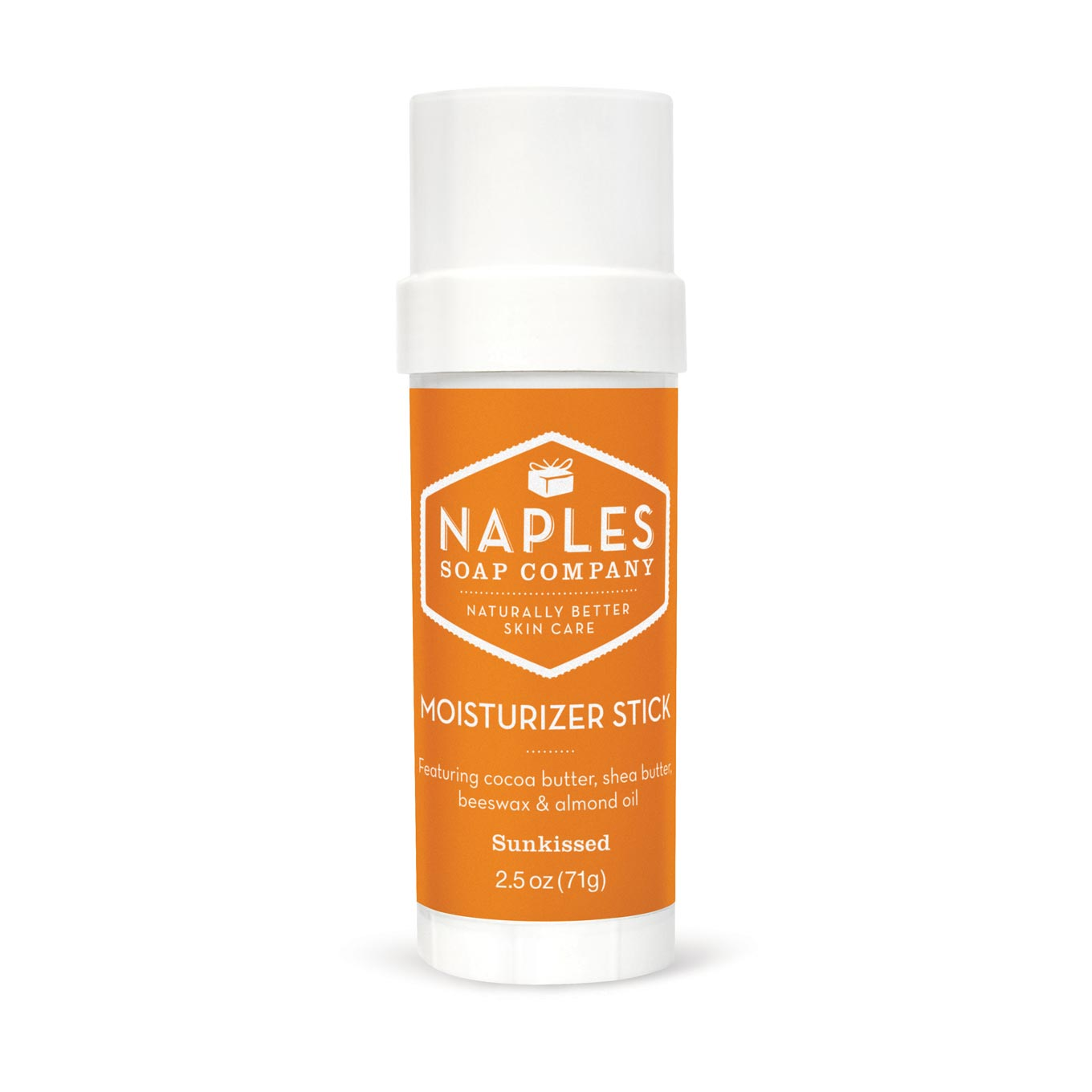 Sunkissed Moisturizer Stick by Naples Soap Company