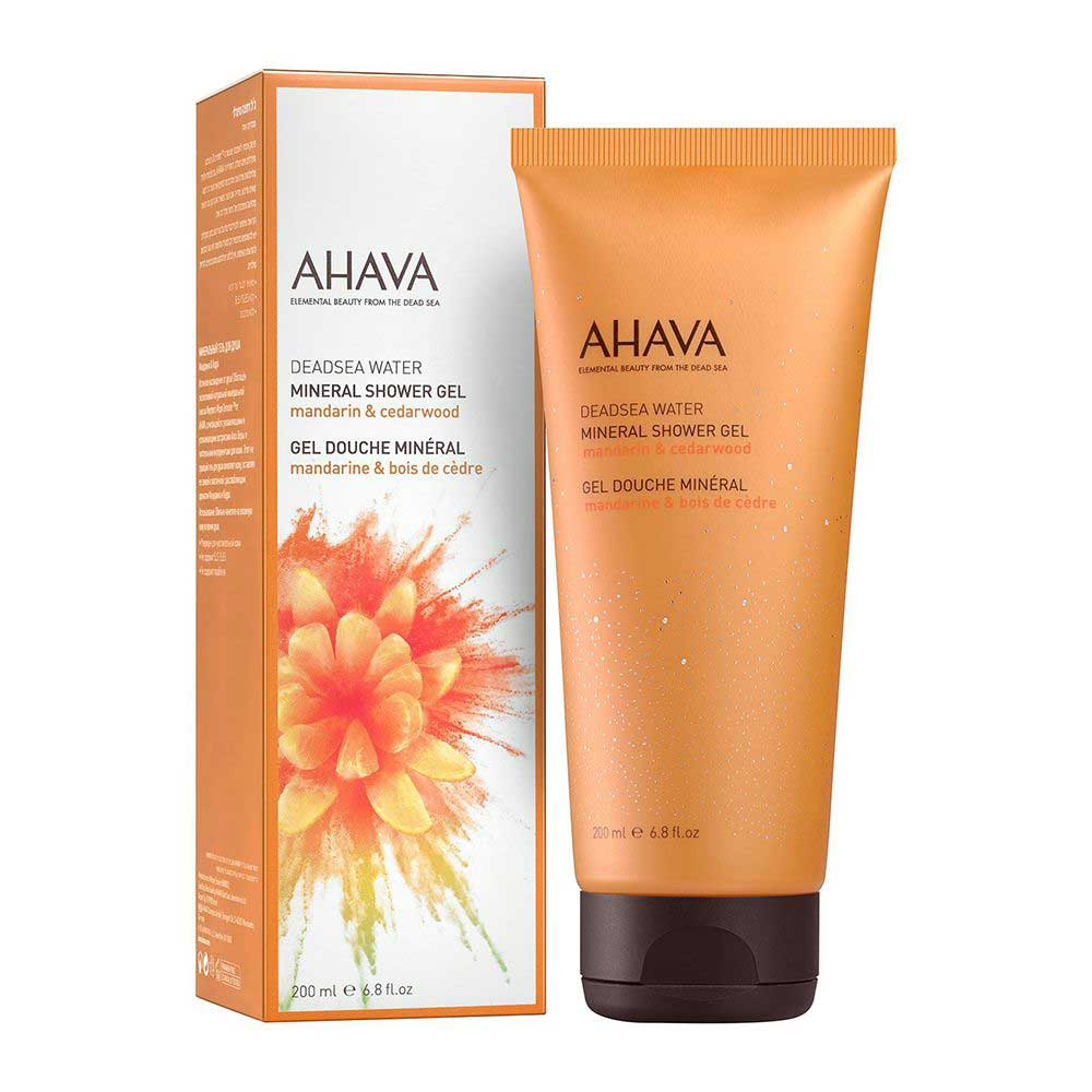 AHAVA Mineral Shower Gel - Cedarwood
