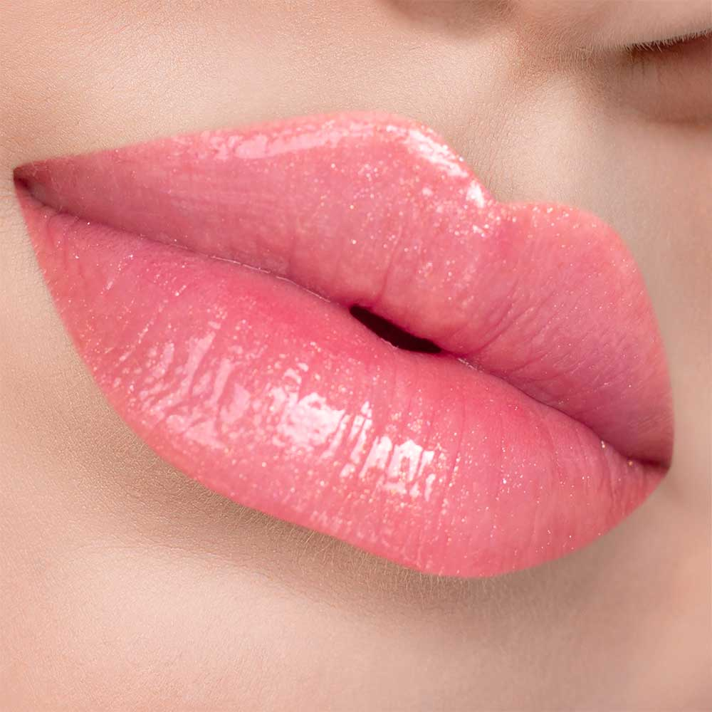 Just Cheeky, Glossy Liquid Lipstick by Ella + Mila
