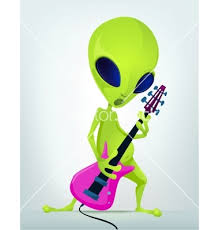 Alien Guitars
