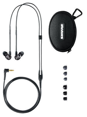 SHOP SHURE EARPHONES AND HEADPHONES