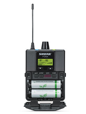 SHOP SHURE PERSONAL MONITOR SYSTEMS
