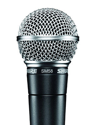 SHOP SHURE WIRED MICROPHONES