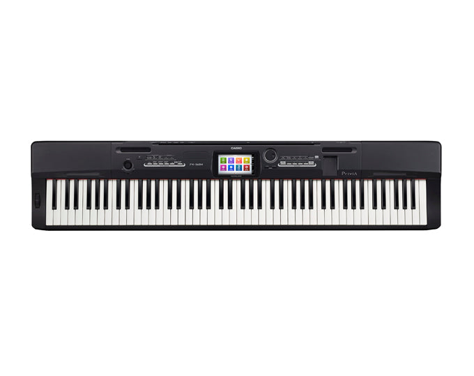 Casio Privia PX360 Digital Piano Black