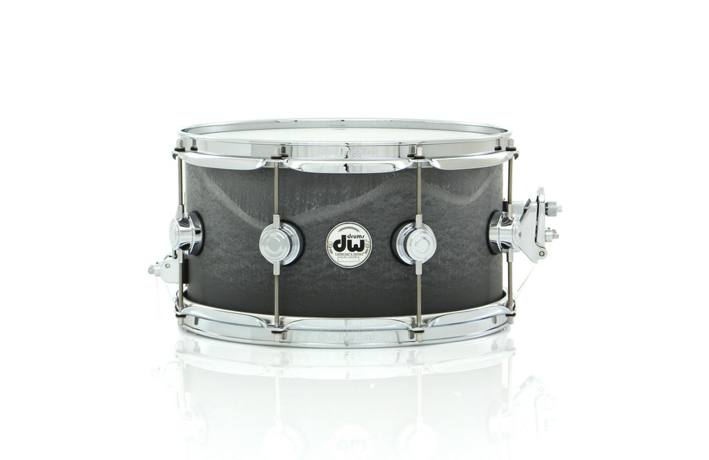 "Drum Workshop 13"" x 7"" Concrete Snare Drum W/ Chrome Hardware"
