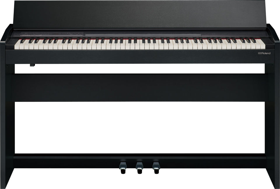Roland F-140R-CB Digital Piano - Black