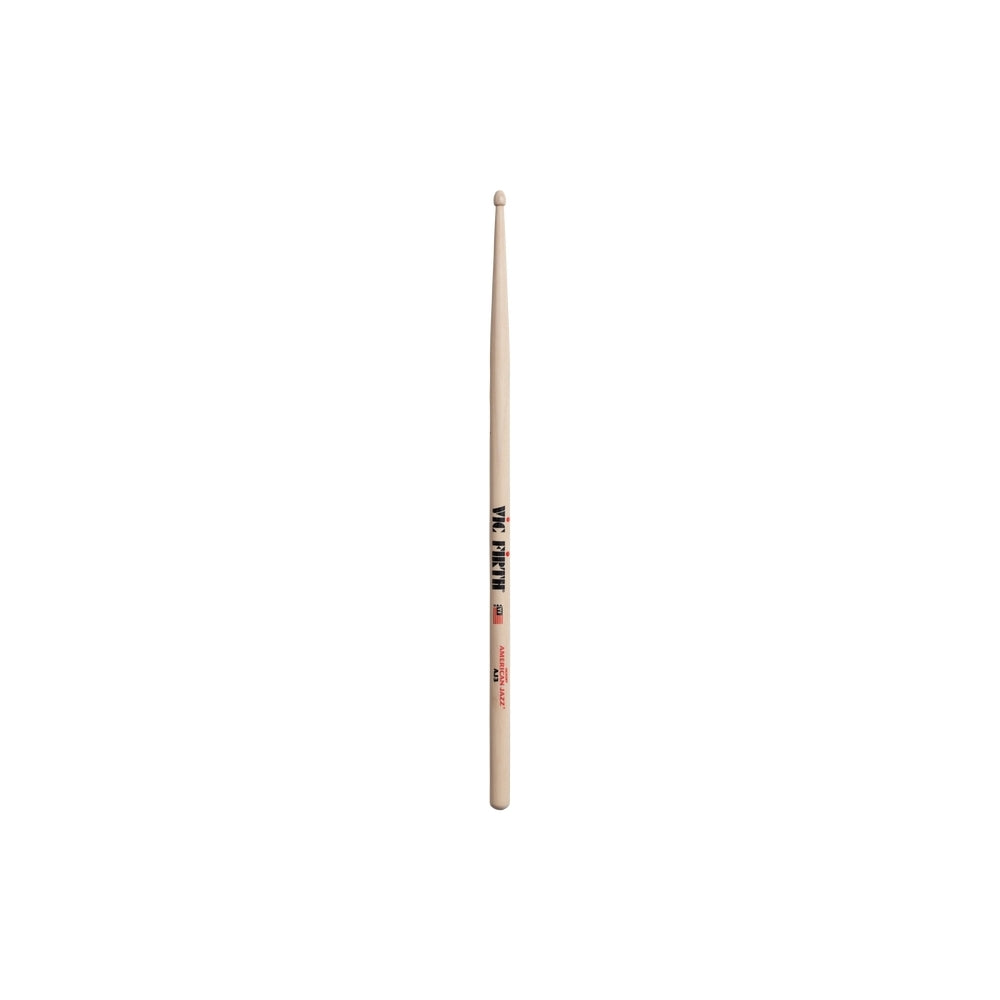 Vic Firth AJ3 American Jazz 3 Wood Tip Drumsticks