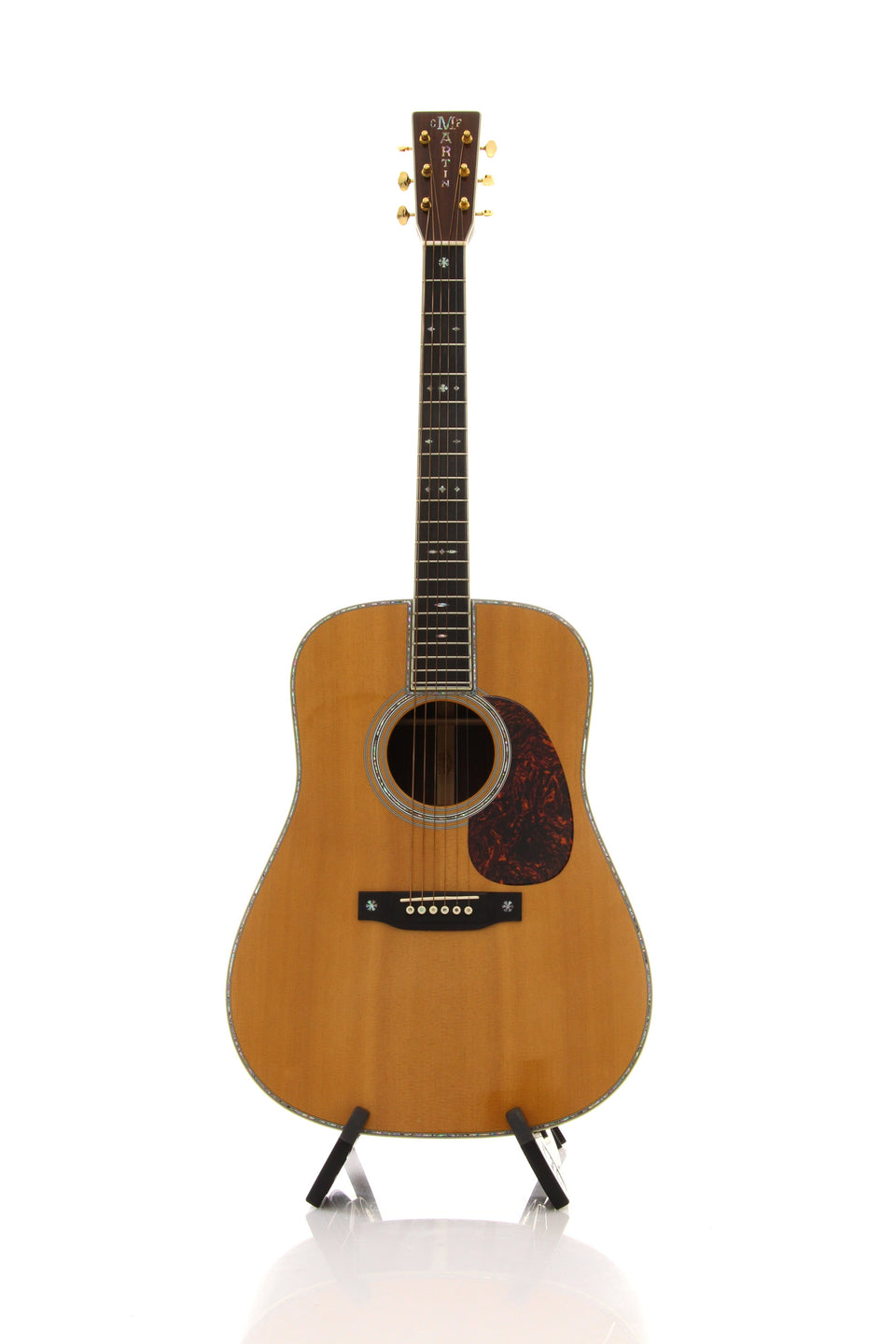 Martin D-42 Standard Series Acoustic Guitar - Natural