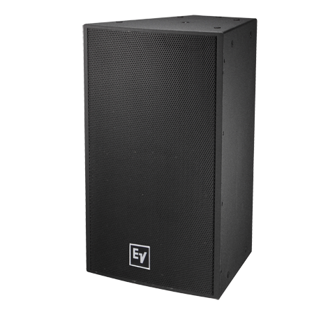 Electro Voice EVF-1152D Two-Way 40° x 30° Full-Range Loudspeaker - EVCoat Black