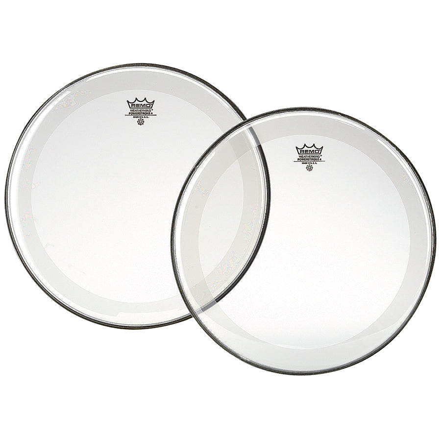 "Remo 18"" Clear Powerstroke 4 Drum Head"