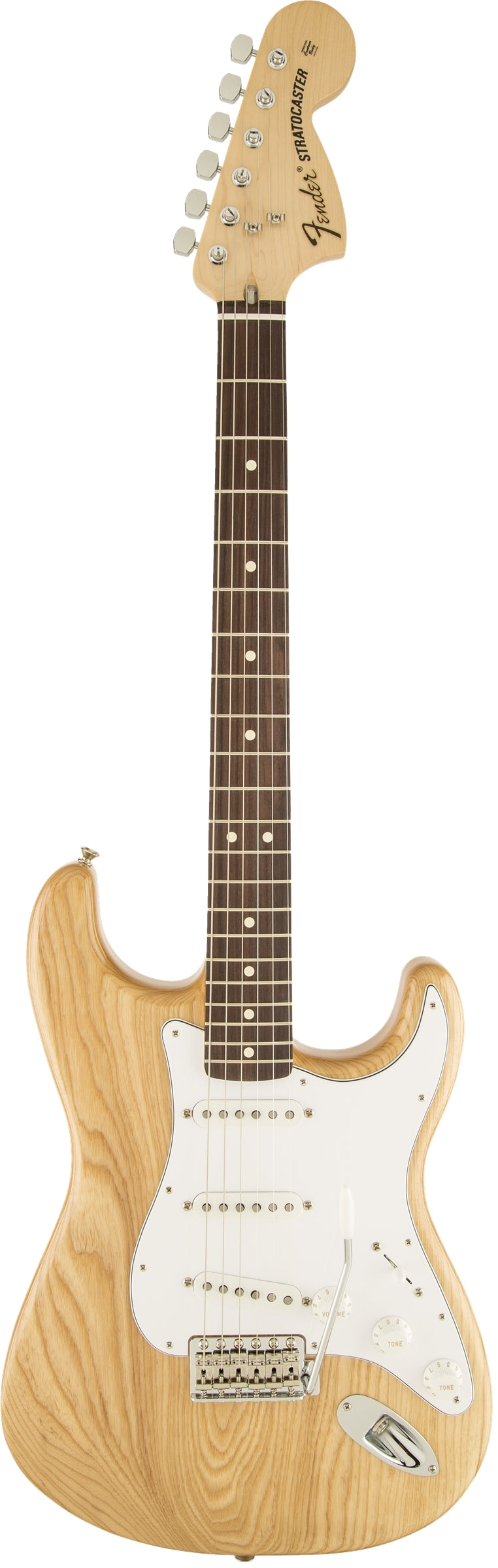 Fender Classic Series 70's Stratocaster w/ Pau Ferro Fingerboard Electric Guitar - Natural