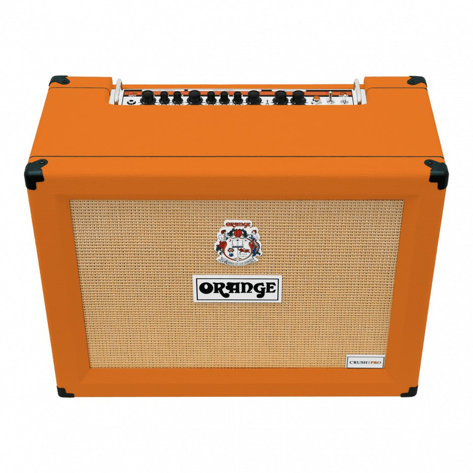 Orange Crush Pro CR120C 120 Watt Guitar Combo Amp - Orange