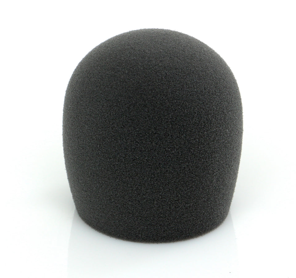 Shure A58WS-GRA Windscreen For Shure SM58 And Most Ball Style Microphones