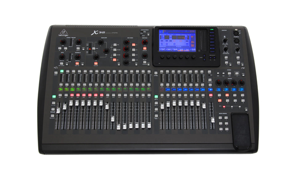 Behringer X32 40-Input/25-Bus Digital Mixing Console