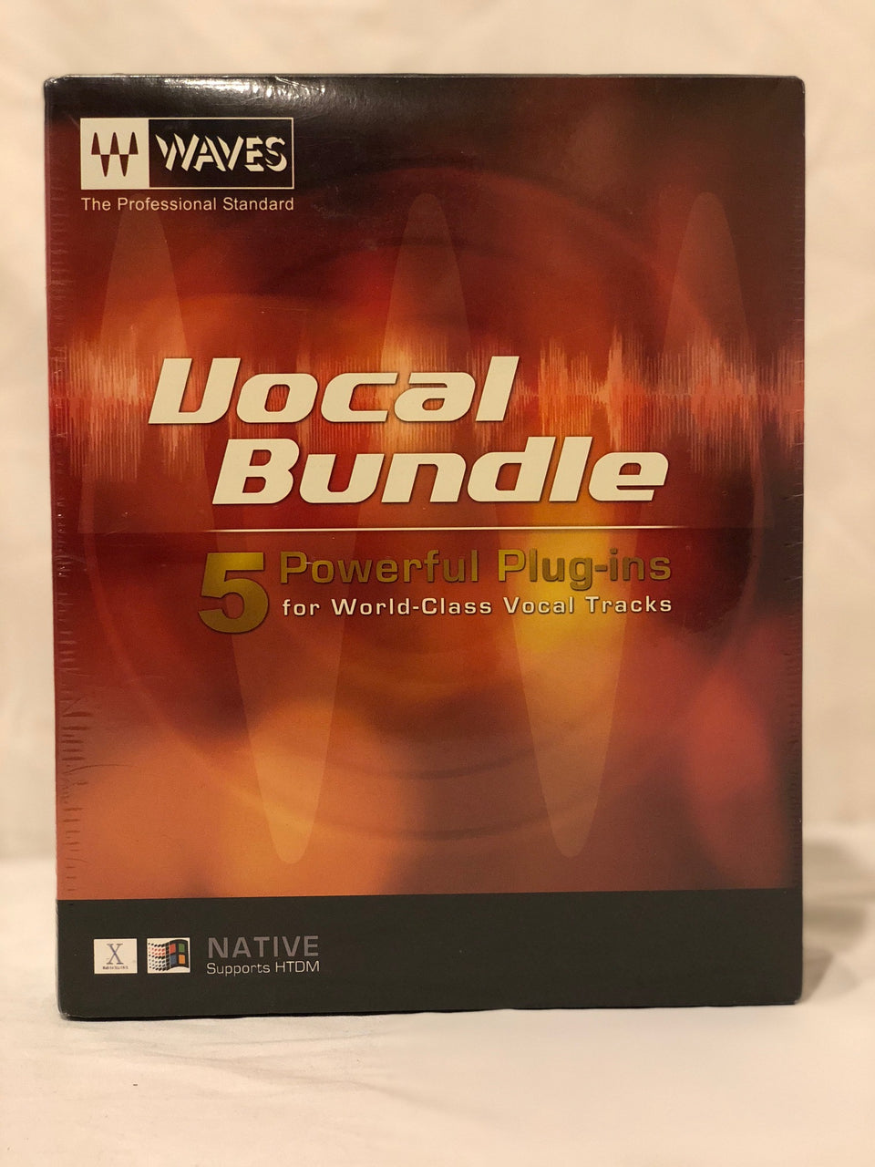 WAVES Vocal Bundle Audio Software