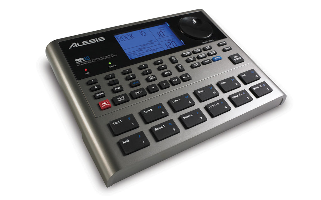 Alesis SR18 Portable Drum Machine