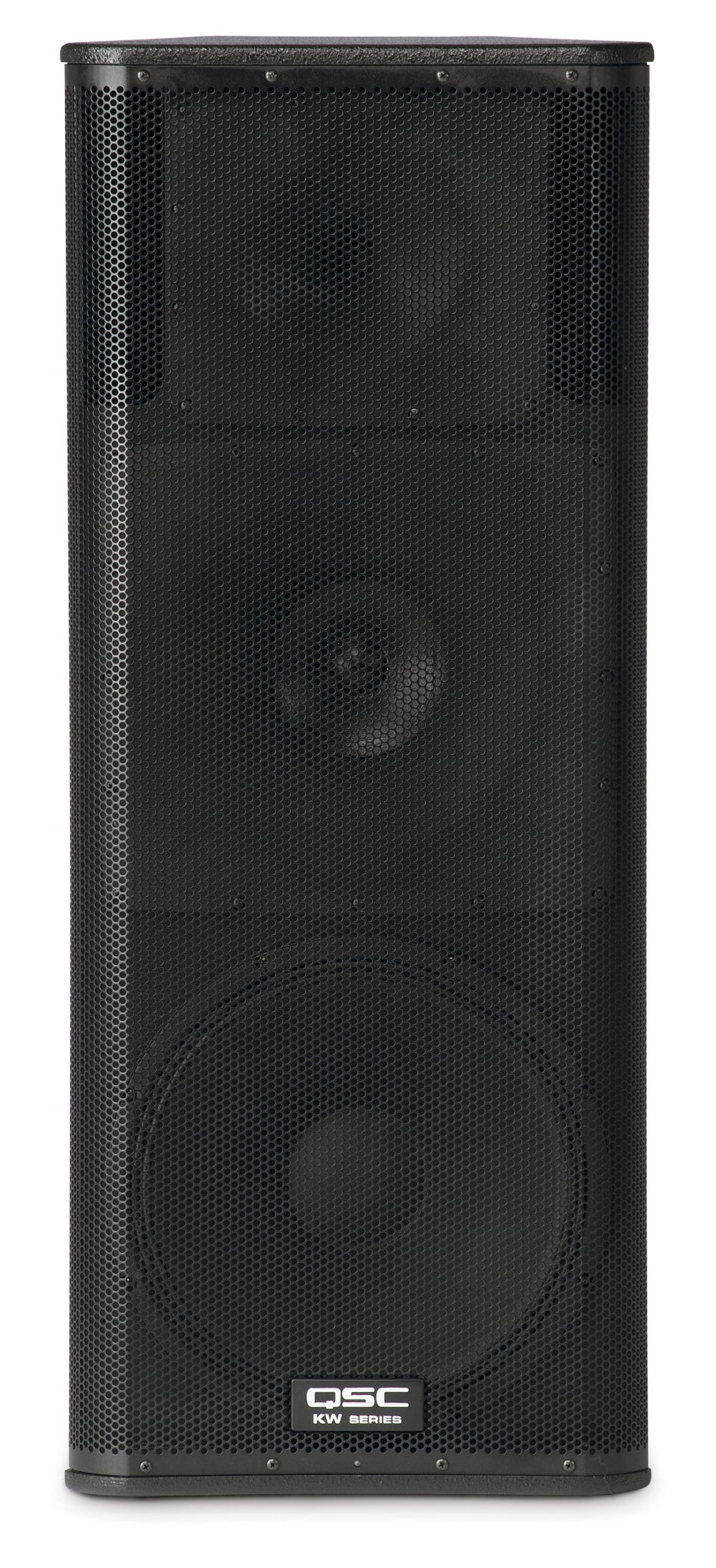 QSC KW153 3-Way Powered Loudspeaker