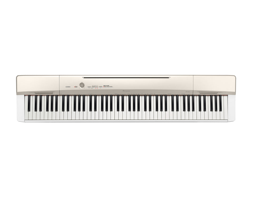 Casio Privia PX-160 88-Key Digital Piano - Gold Champagne